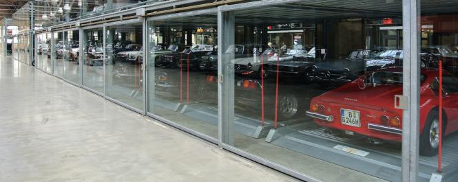 Automobilium Amsterdam Auto Stalling Auto Opslag Car Storage 2